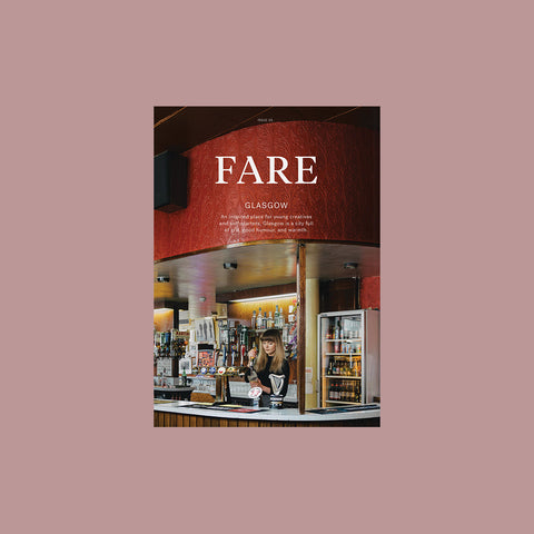 Fare Magazine – Issue 5: Glasgow – GUDBERG NERGER