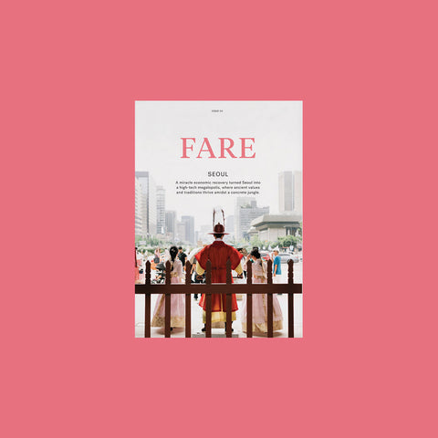 Fare Magazine – Issue 4: Seoul – GUDBERG NERGER