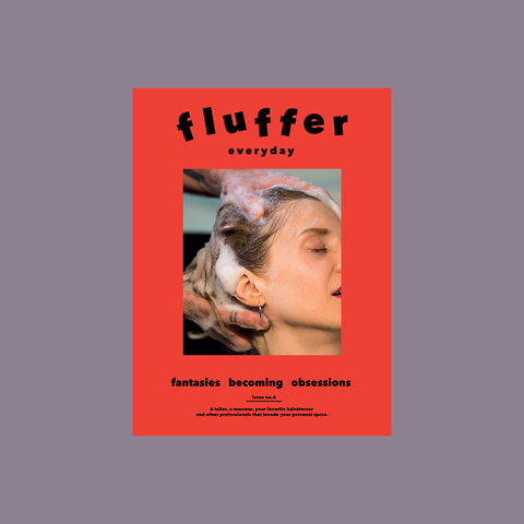 Fluffer Everyday No. 4 – Girl Cover – GUDBERG NERGER Shop