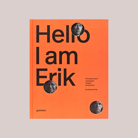 Hello I Am Erik – buy at GUDBERG NERGER Shop