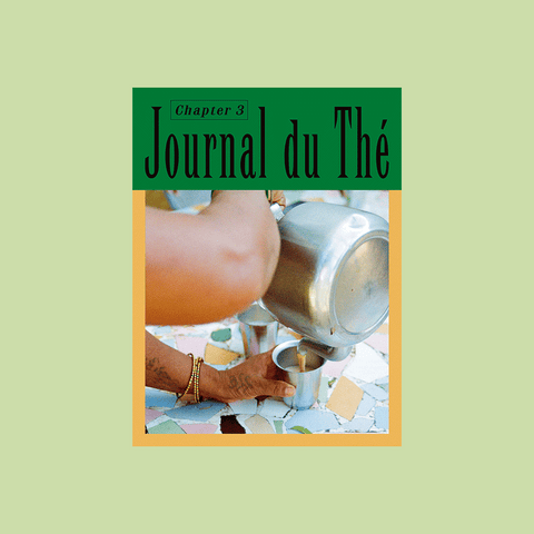 Journal du Thé – Chapter 3 – buy at GUDBERG NERGER Shop