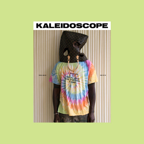 Kaleidoscope Issue 33 – GUDBERG NERGER