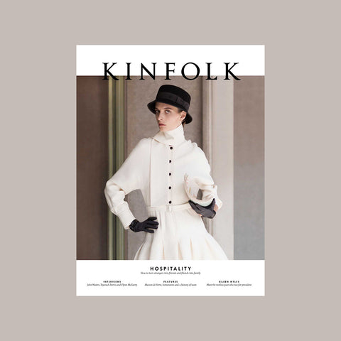 Kinfolk 30 – The Hospitality Issue – buy at GUDBERG NERGER Shop