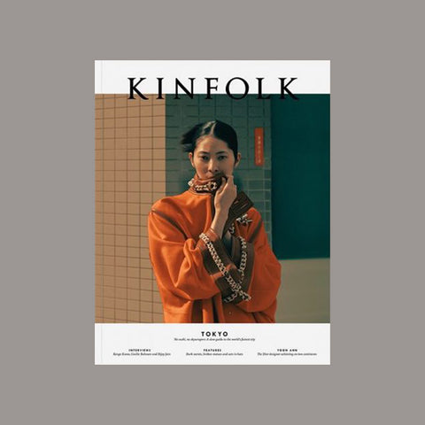 Kinfolk 32 – The Tokyo Issue – buy at GUDBERG NERGER Shop