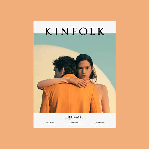 Kinfolk 34 – The Intimacy Issue – buy at GUDBERG NERGER Shop