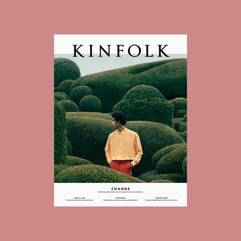 Kinfolk 35 – The Change Issue – buy at GUDBERG NERGER Shop