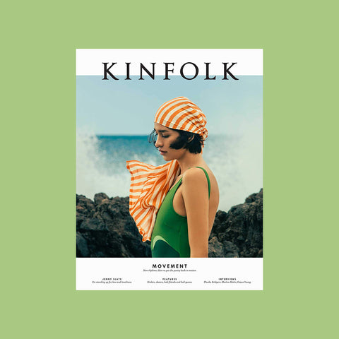 Kinfolk 36 – The Movement Issue – buy at GUDBERG NERGER Shop