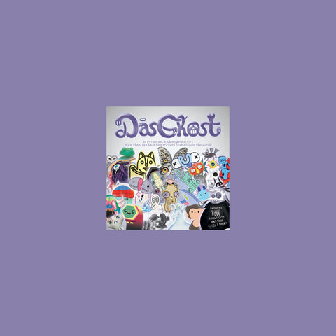 Klebstoff Stickermag - DAS GHOST – buy at GUDBERG NERGER Shop