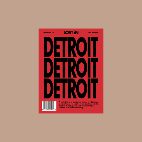 LOST iN Detroit – GUDBERG NERGER