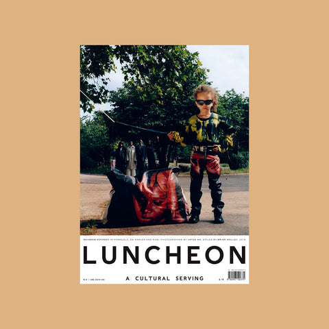 Luncheon Issue 8