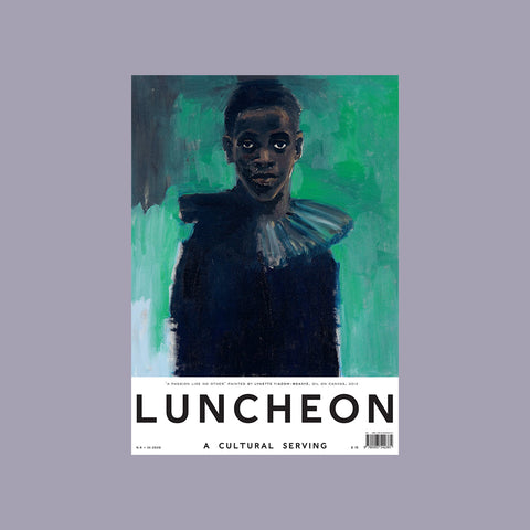 Luncheon Issue No. 9 – Lynette Yiadom-Boakye, A Passion Like No Other – buy at GUDBERG NERGER Shop