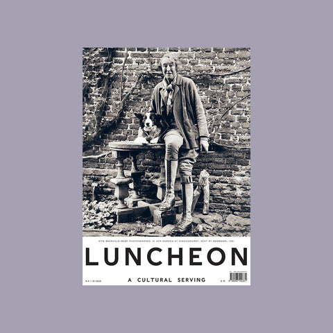 Luncheon Issue No. 9 – Vita Sackville-West – buy at GUDBERG NERGER Shop