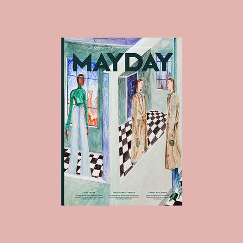 Mayday Issue 3 - buy at GUDBERG NERGER Shop