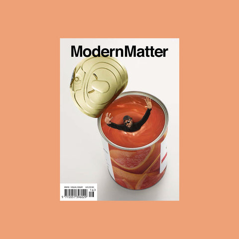 Modern Matter Issue 16 – GUDBERG NERGER Shop