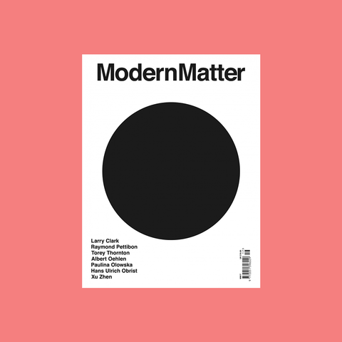 Modern Matter Issue 17 – Is anyone normal out there? – GUDBERG NERGER