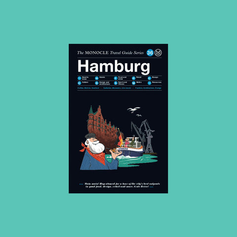 Monocle Travel Guide - Hamburg - GUDBERG NERGER Shop