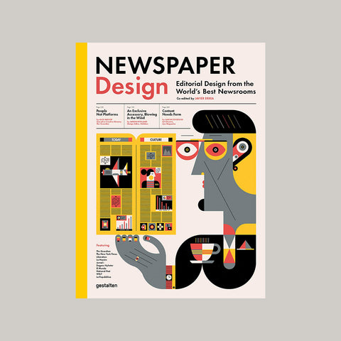 Newspaper Design – buy at GUDBERG NERGER Shop