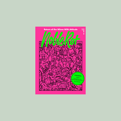 Noble Rot Issue 18 – buy at GUDBERG NERGER Shop