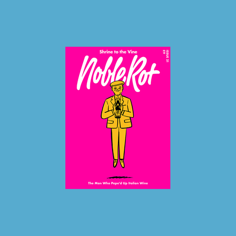 Noble Rot Issue 21 – buy at GUDBERG NERGER Shop