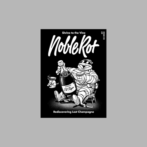 Noble Rot Issue 22 – buy at GUDBERG NERGER Shop