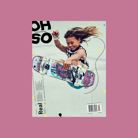 OH-SO Magazine – Issue 2 – GUDBERG NERGER Independent Magazine Shop