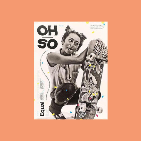 OH-SO Magazine – GUDBERG NERGER Independent Magazine Shop