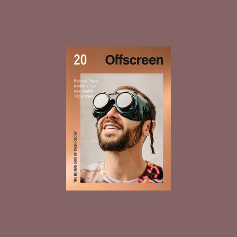 Offscreen #20 – buy at GUDBERG NERGER Shop