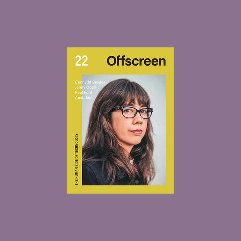 Offscreen #22 – buy at GUDBERG NERGER Shop