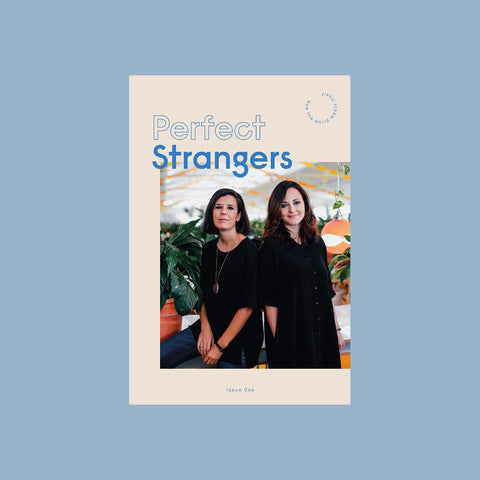 Perfect Strangers – Issue One – buy at GUDBERG NERGER Shop