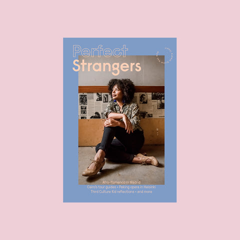 Perfect Strangers Issue Two – buy at GUDBERG NERGER Shop