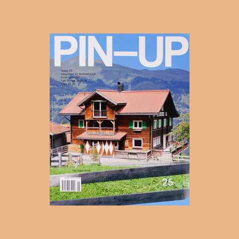 Pin-Up Issue 25 – The Home Issue - buy at GUDBERG NERGER Shop