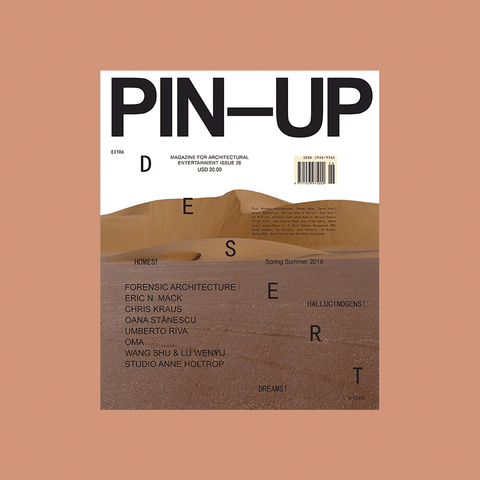 Pin-Up Issue 26 – Desert - buy at GUDBERG NERGER Shop