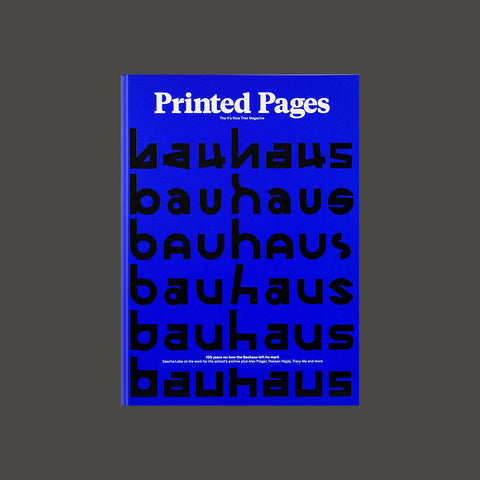Printed Pages Autumn/Winter 2018 – GUDBERG NERGER