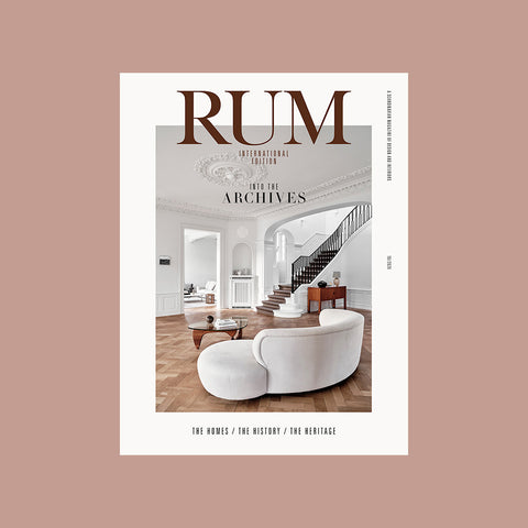 RUM International Edition Issue 10 - buy at GUDBERG NERGER