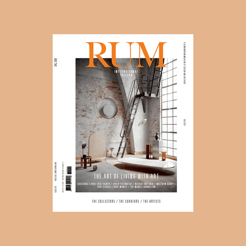 RUM International Edition Issue 9 - buy at GUDBERG NERGER