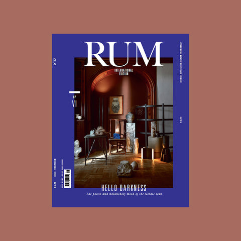 RUM International Edition Issue 6 - buy at GUDBERG NERGER