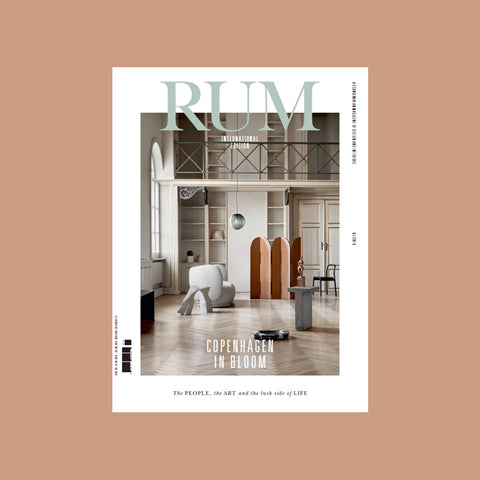 RUM International Edition Issue 7 - buy at GUDBERG NERGER