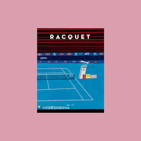 Racquet Issue No. 12 - buy at GUDBERG NERGER Shop
