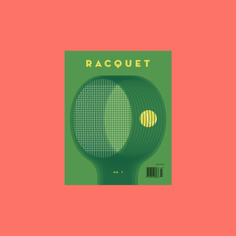 Racquet Issue No. 7 - buy at GUDBERG NERGER Shop