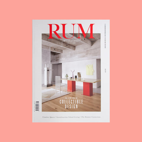 RUM International Edition Issue 8 - buy at GUDBERG NERGER