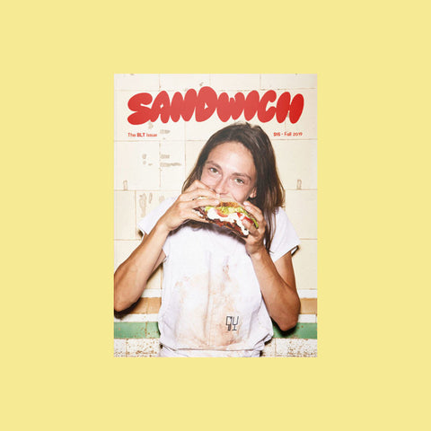 Sandwich Magazine No. 1 – The BLT Issue – buy at GUDBERG NERGER