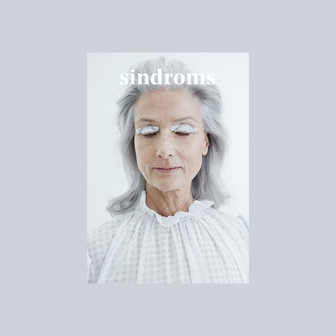 Sindroms Magazine Issue 3 – White - buy at GUDBERG NERGER Shop