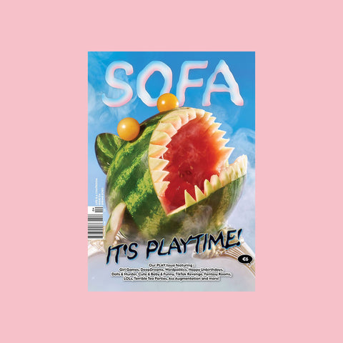 SOFA IV – It's Playtime! - GUDBERG NERGER Magazine Shop
