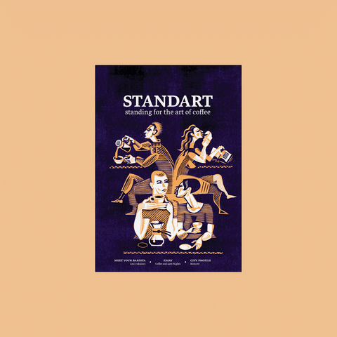 Standart Issue 14 - buy at GUDBERG NERGER Shop