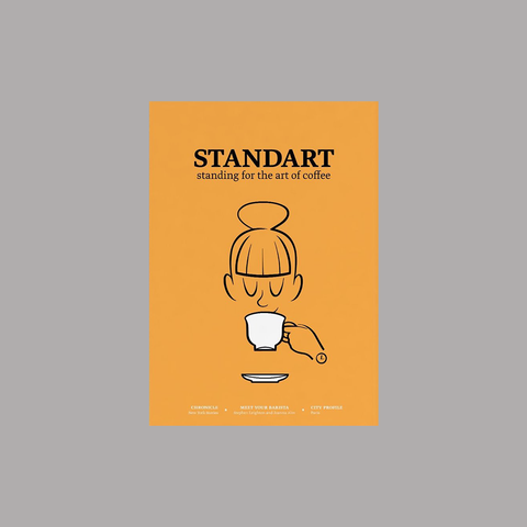 Standart Issue 15 - buy at GUDBERG NERGER Shop