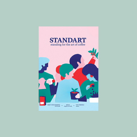 Standart Issue 16 - buy at GUDBERG NERGER Shop
