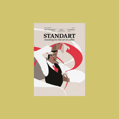Standart Issue 17 - buy at GUDBERG NERGER Shop