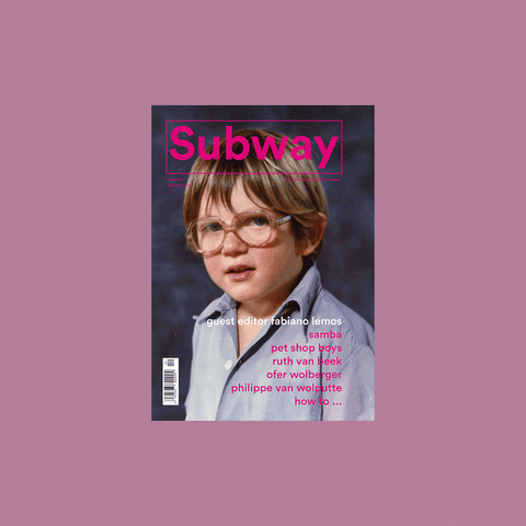 Subway Issue 10 – GUDBERG NERGER Shop