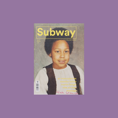 Subway Issue 11 – GUDBERG NERGER Shop