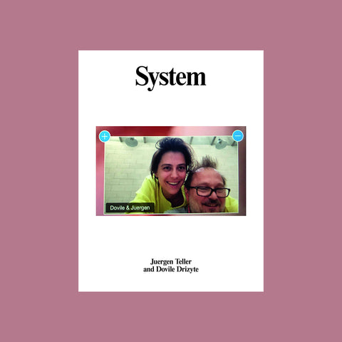System Magazine Issue 15 – What do we talk about – GUDBERG NERGER Shop